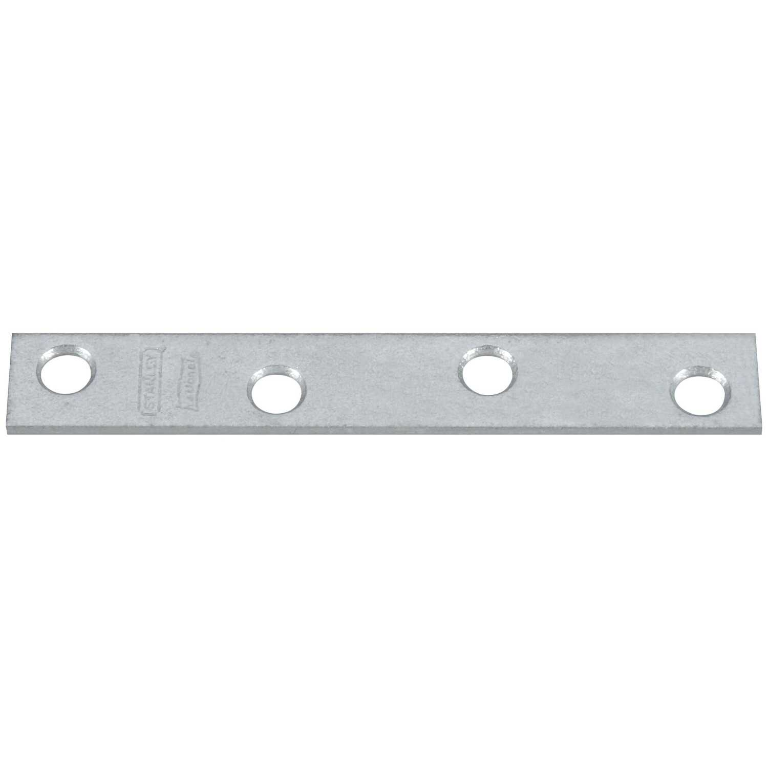 National Hardware  5/8 in. W x 4 in. L Galvanized  Steel  Mending Brace