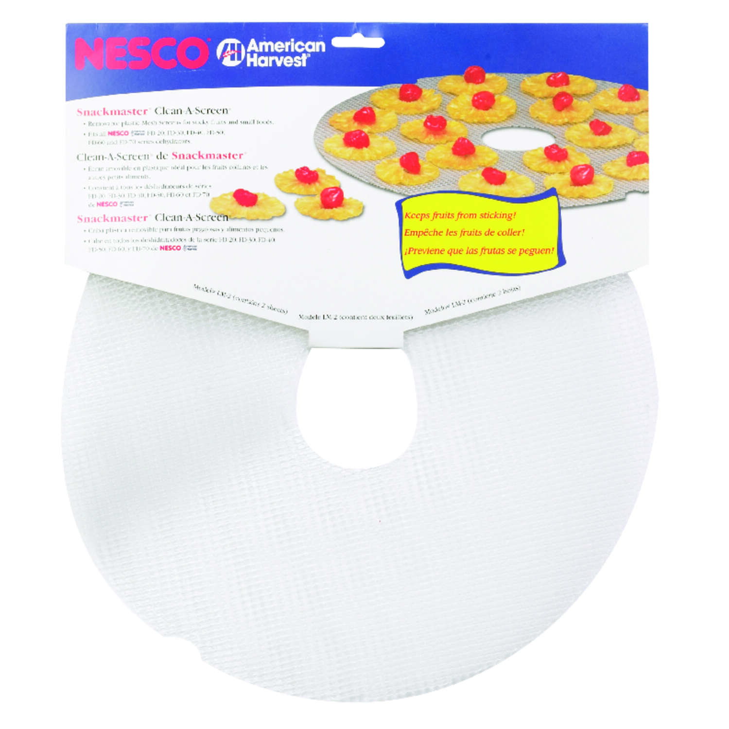 Nesco  Assorted  3.7 oz. Food Dehydrator