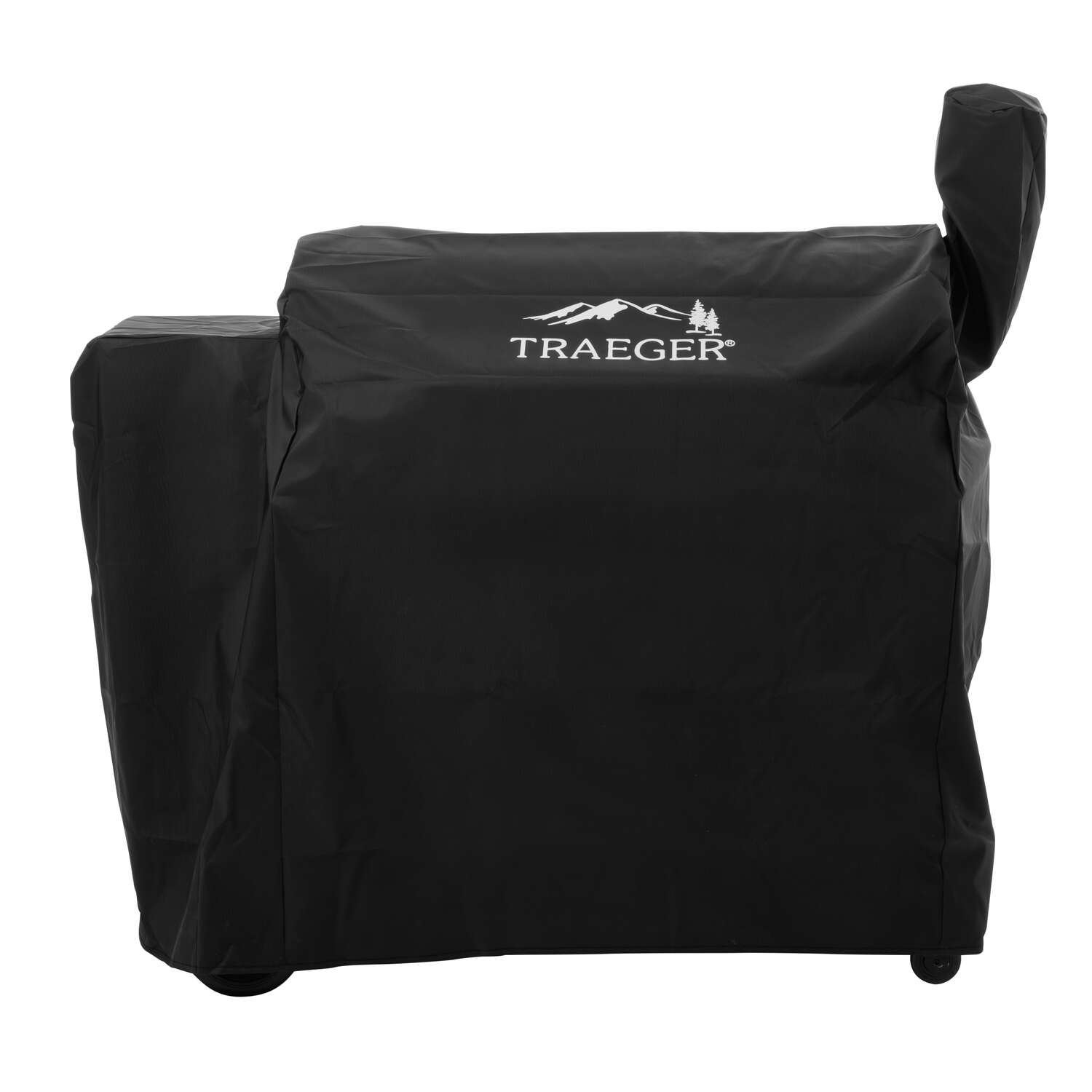 Traeger  Series 34  Black  Grill Cover  For TFB88PUB, TFB88PZB 22 in. W x 39 in. H