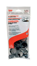 Oatey  3/4 in. Gray  Polypropylene  Suspension Pipe Clamps