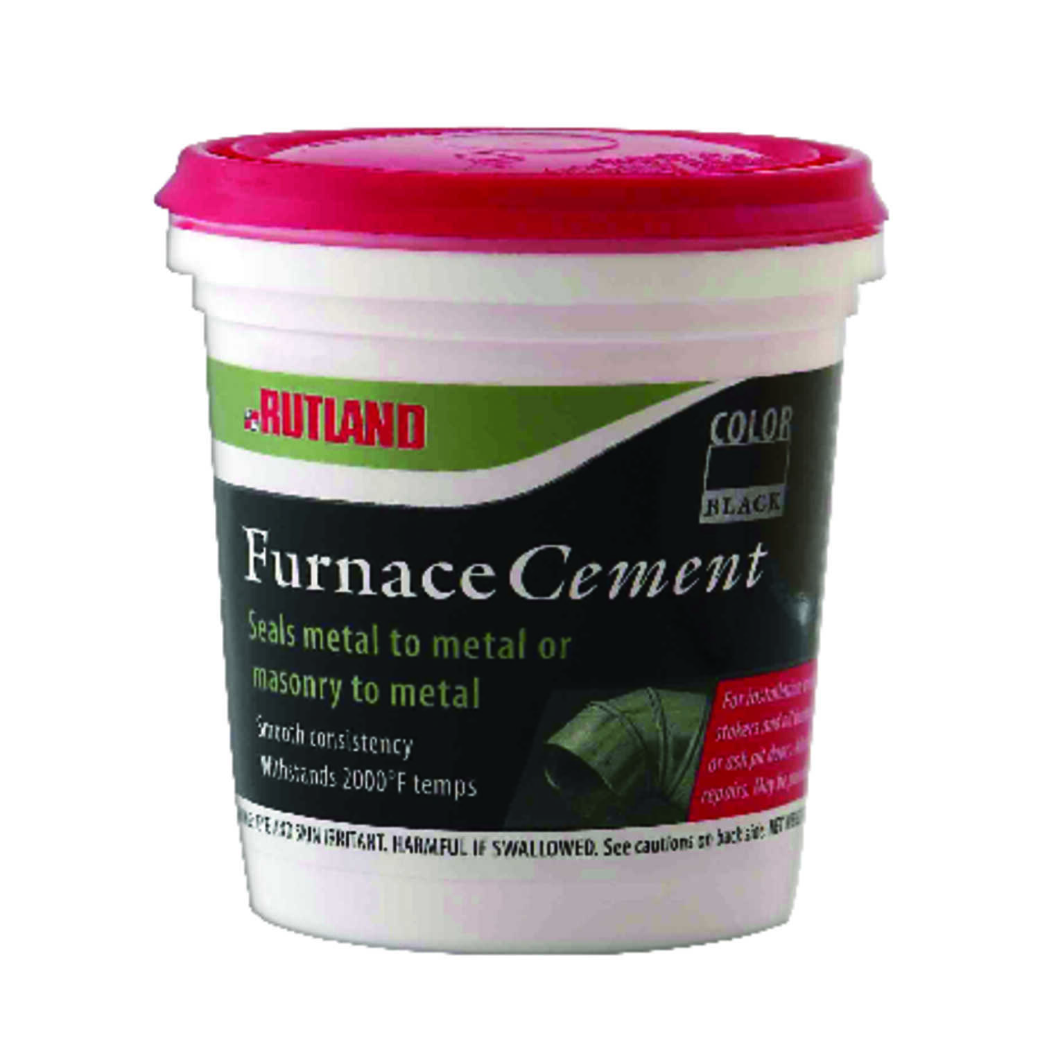 Rutland  Furnace Cement