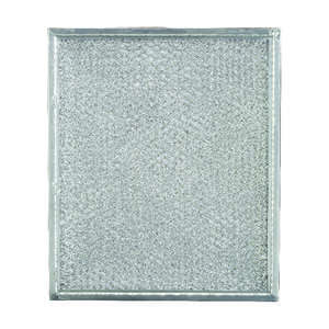 Broan  Silver  Range Hood Filter  8 in. W