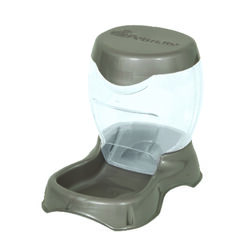 Petmate  Assorted  PVC  20 oz. Pet Gravity Feeder  For Universal