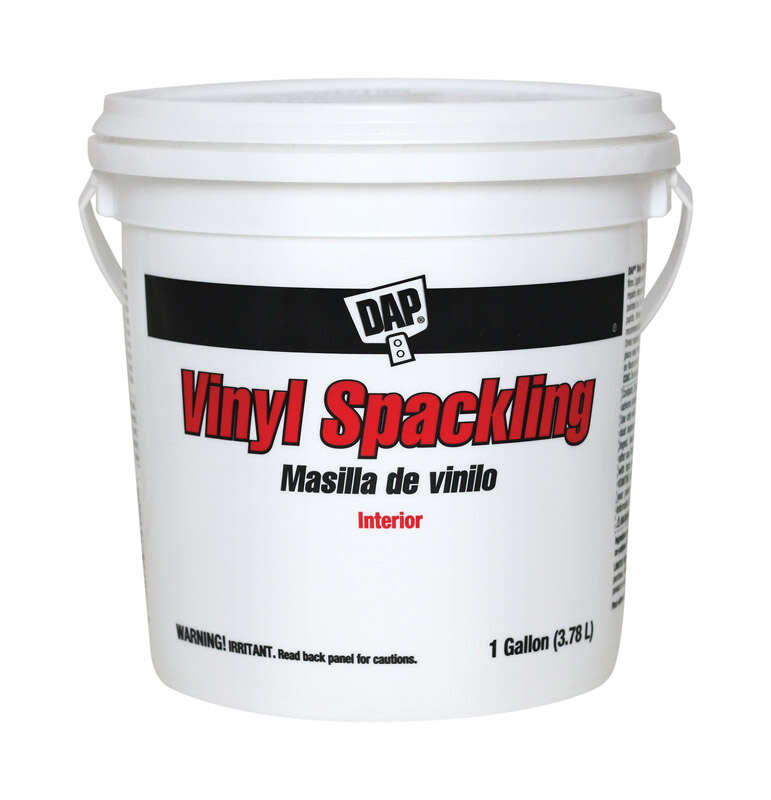 DAP  Ready to Use White  Spackling Compound  1 gal.