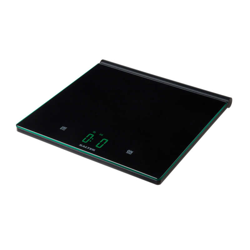 Salter  Digital  Food Scale  11 Weight Capacity Black