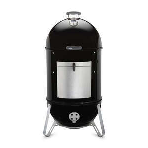 Weber  Smokey Mountain  22 in. W x 48-1/2 in. H Black  Smoker  Charcoal