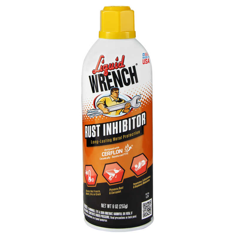 Liquid Wrench  Rust Inhibitor  Can