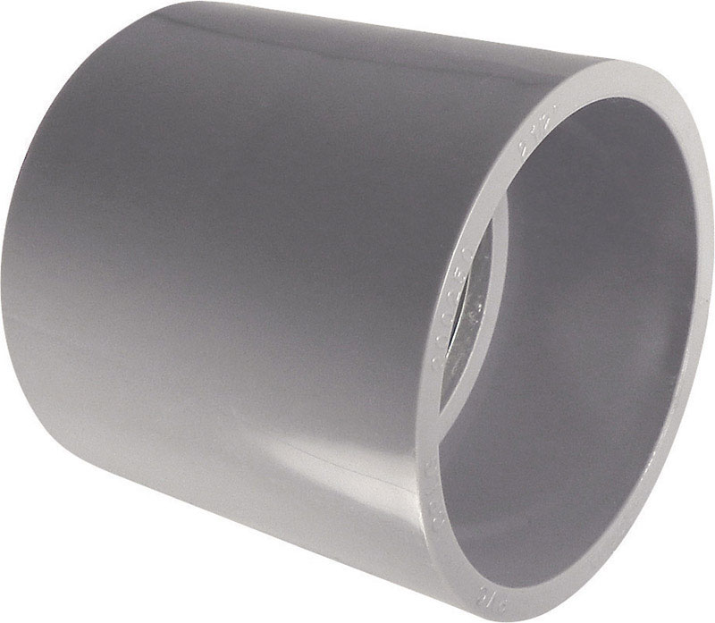 Cantex  3 in. Dia. PVC  Electrical Conduit Coupling