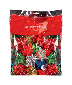 Berwick  Assorted  Christmas  Bows