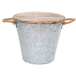 Patio Essentials  Candle Bucket  Solid  For Flying Insects 80 oz.