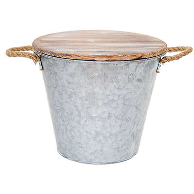 Patio Essentials  Citronella Bucket Candle  For Mosquitoes/Other Flying Insects 80 oz.