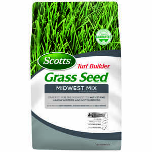 Scotts  Turf Builder  Midwest Mix  Grass Seed  3 lb.