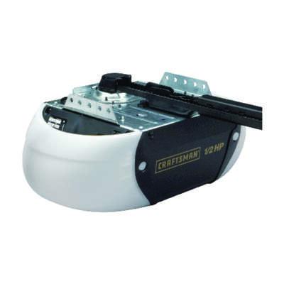 Craftsman 1 2 Hp Belt Drive Wifi Compatible Garage Door Opener Ace Hardware