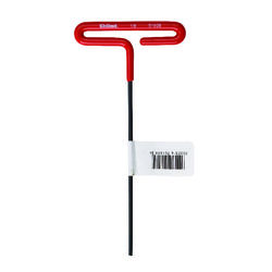 Eklind Tool  1/8  SAE  T-Handle  Hex Key  6 in. 1 pc.