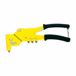 Stanley  Metal  Rivet Tool  Yellow  1 pc.