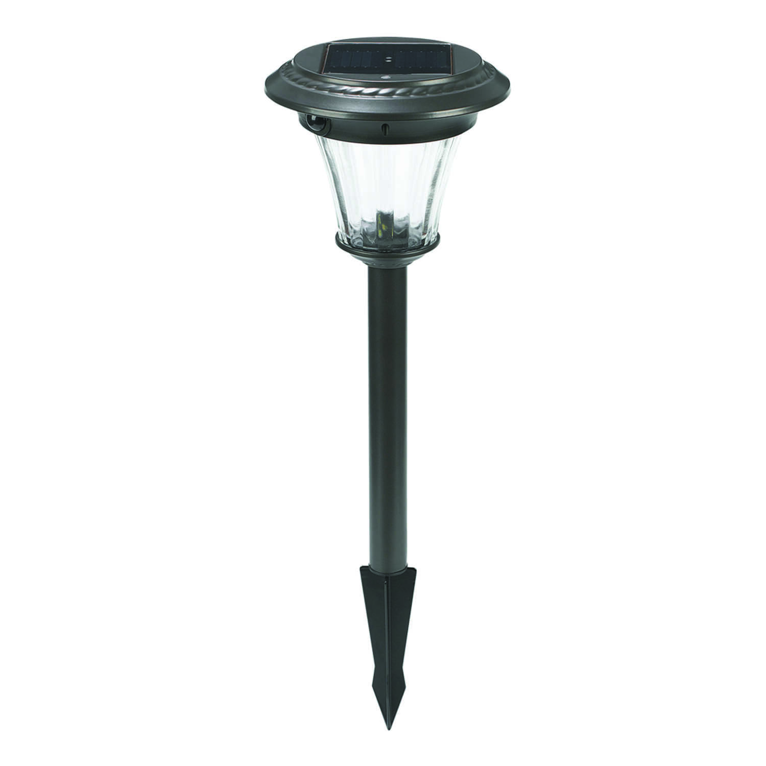 Living Accents  Powered by Duracell  Solar Powered  Pathway Light  1 pk LED