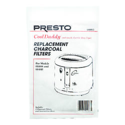 Presto Gray 1 cu. in. Deep Fryer