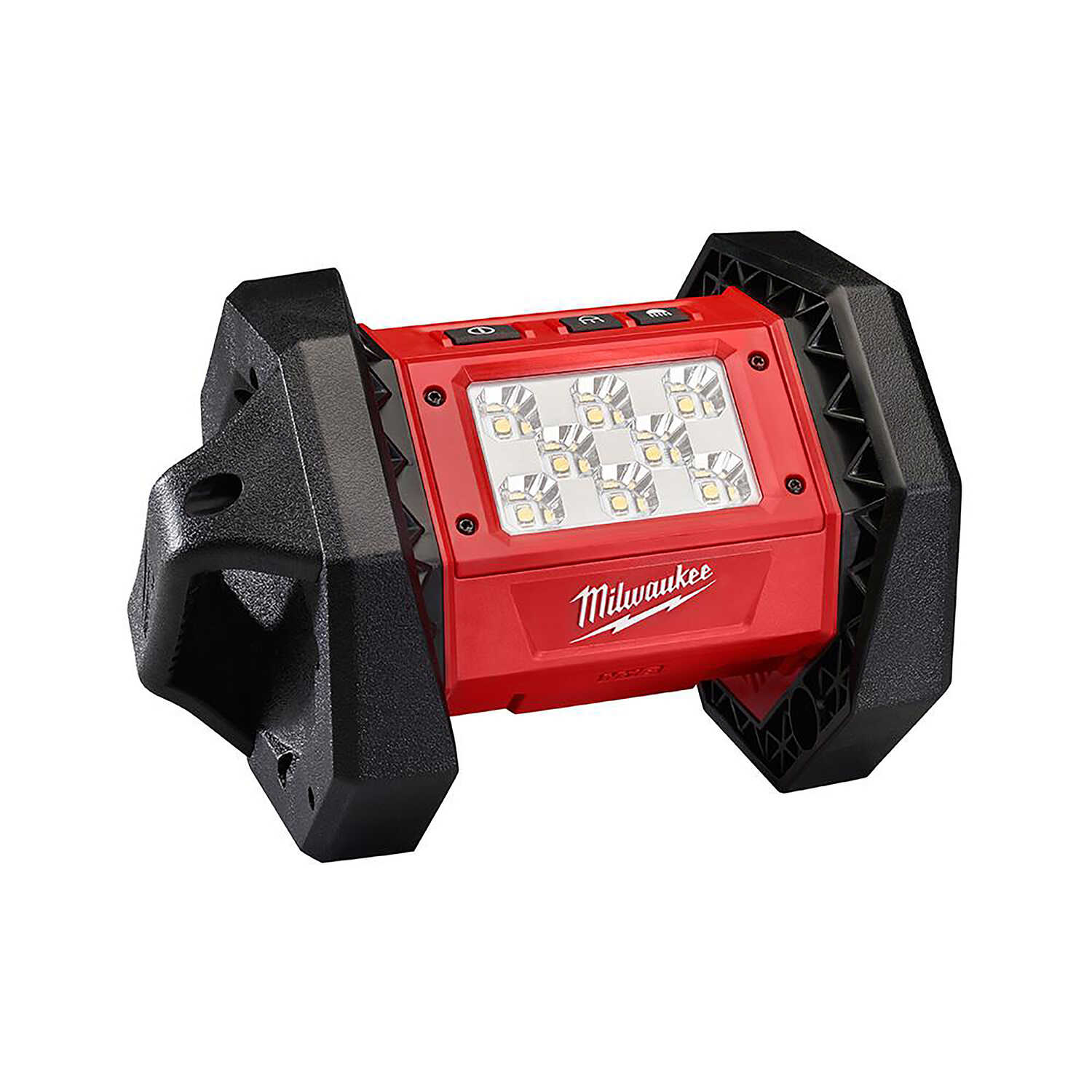 Milwaukee  Rover  8.75 in. 90 watts LED  Flood Light