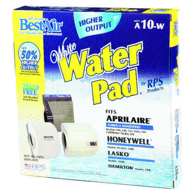 BestAir  Replacement Water Pad  For Specific Aprilaire, Honeywell, Lasko and Hamilton Humidifiers