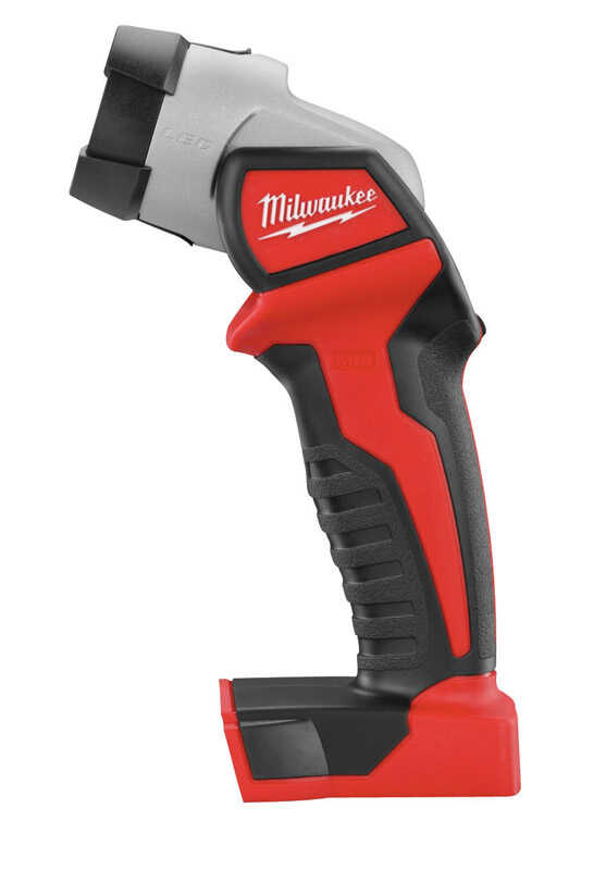 Milwaukee  M18  160 lumens Black/Red  LED  Work Light Flashlight