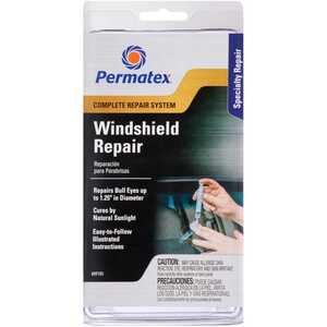 Permatex  Liquid  Automotive Mirror Adhesive  0.73 oz.