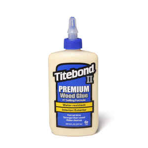 Titebond  II Premuim  Cream  Wood Glue  8 oz.