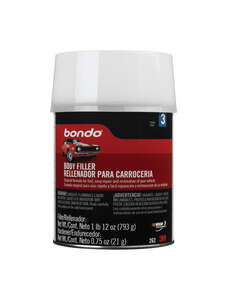 Bondo  Auto Body Filler  1 qt.