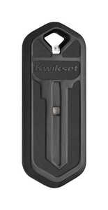 Kwikset  House/Office  Key FOB  Proprietary  Double sided For Kevo Bluetooth Enabled Deadbolts