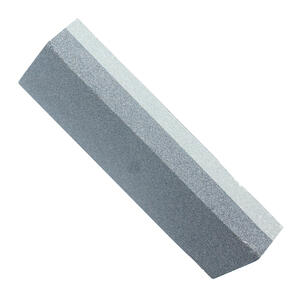 Ace  8 in. L Silicon Carbide  Sharpening Stone  60/80 Grit 1 pc.