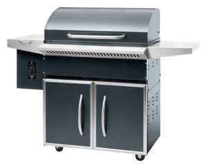 Traeger  Select Pro  Wood Pellet  Blue  Grill  36000 BTU
