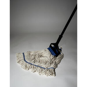 Elite  24 oz  Polyester Blend  Looped  Mop Refill  1 pk