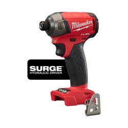 Milwaukee M18 FUEL SURGE 18 volt 1/4 in. Cordless Brushless Hydraulic Impact Driver Tool Only