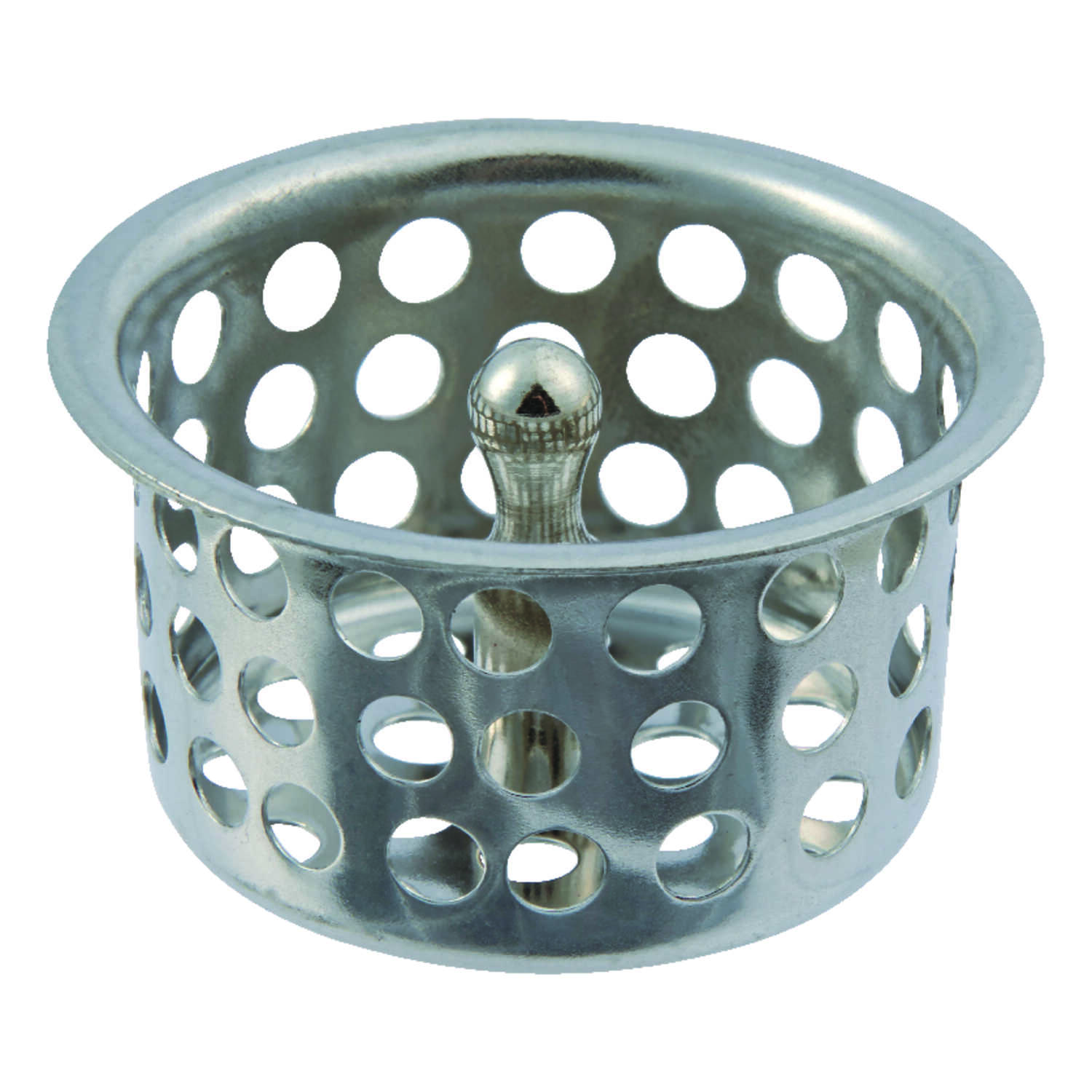 Ace  1-1/2 in. Dia. Stainless Steel  Crumb Cup
