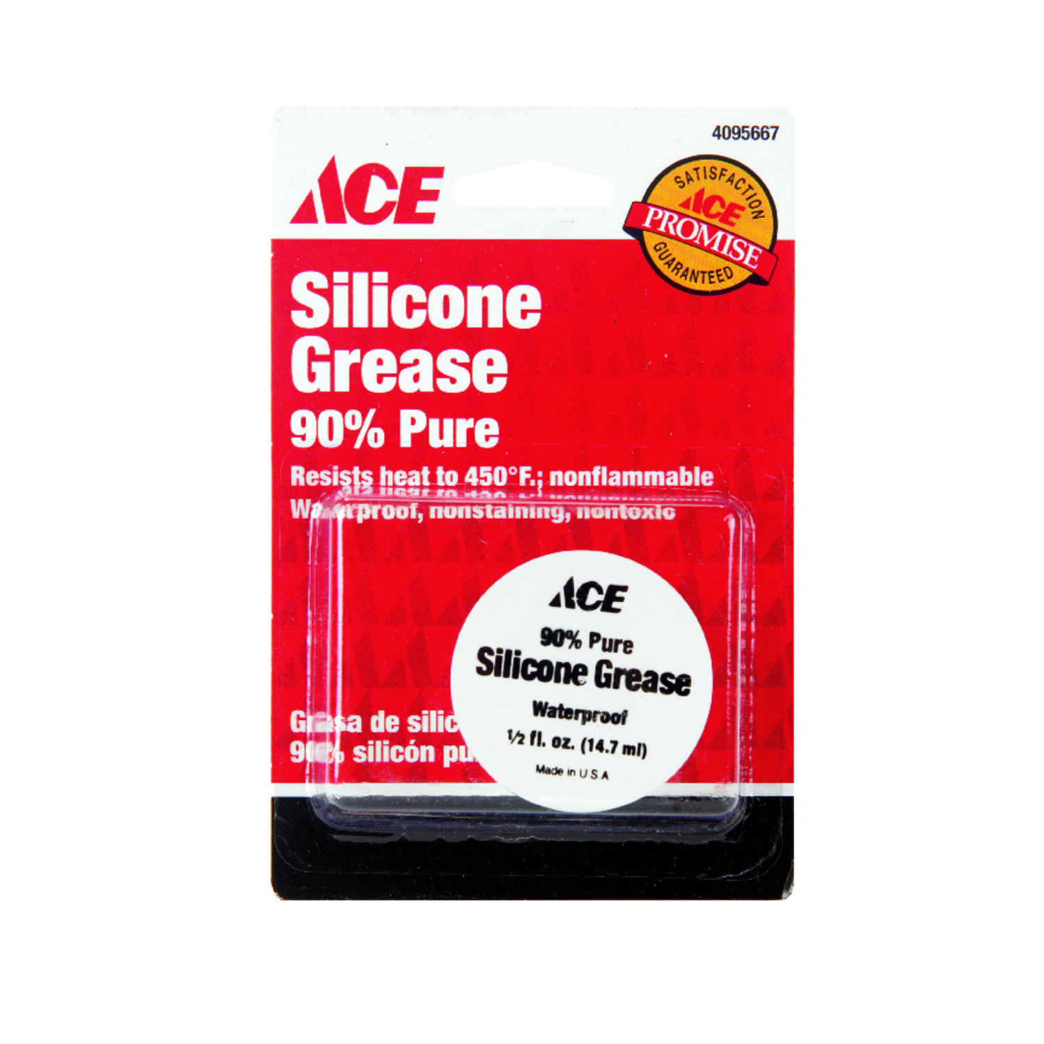 Ace Silicone Grease - Ace Hardware