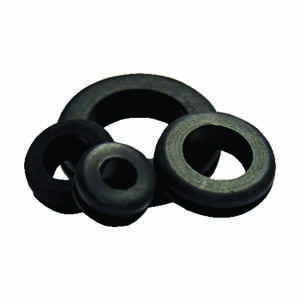 Gardner Bender  1/4 in. Dia. Flexible Vinyl Grommets  6 pk