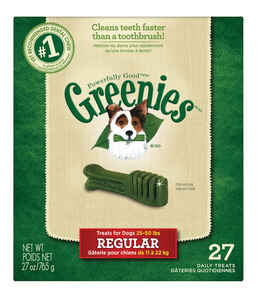 Greenies  Dog  Treats  27 pk 27 oz.