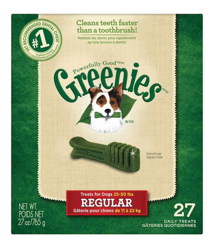 Greenies  Dog  Treats  27 pk
