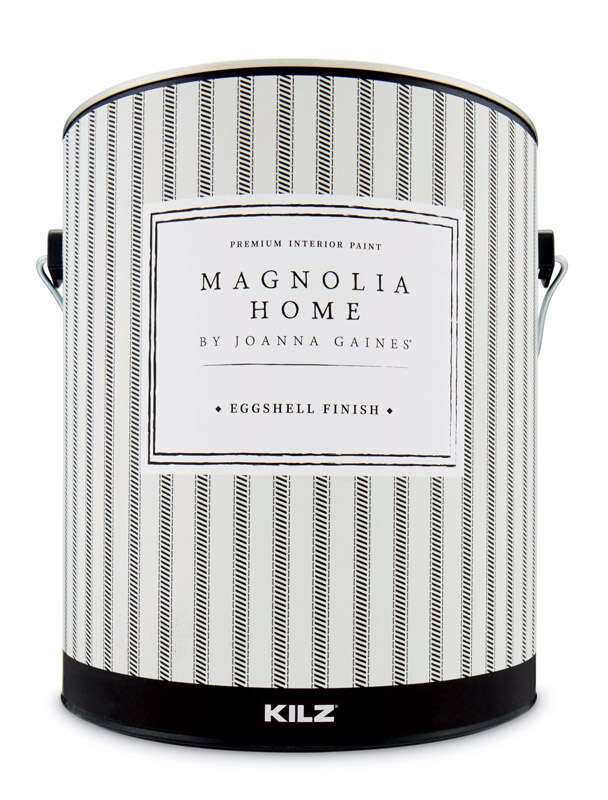 Magnolia Home by Joanna Gaines  KILZ  Eggshell  Tint Base  Base 2  Acrylic  Paint and Primer  Indoor
