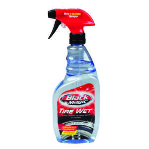 Black Magic  Blue Coral  Tire Cleaner  23 oz.