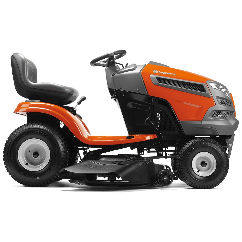 Husqvarna YTH22V46 46 in  W 724 cc Mulching Capability Lawn