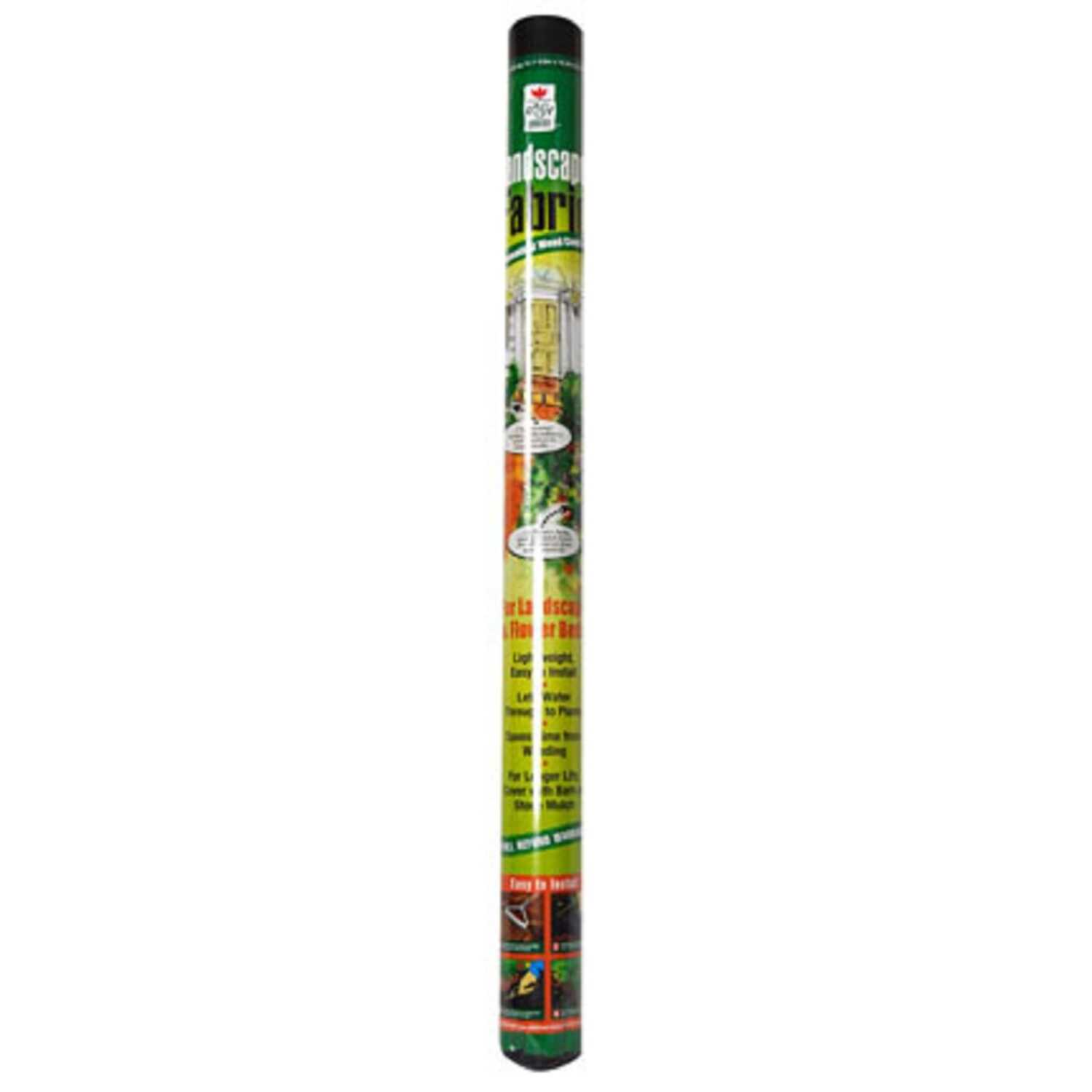 Easy Gardener  36 in. W x 50 ft. L Landscape Fabric