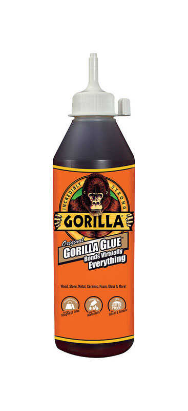 Gorilla  High Strength  Liquid  Original Gorilla Glue  18 oz.