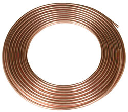 Mueller  1/4 in. Dia. x 10 ft. L Utility  Copper Tubing