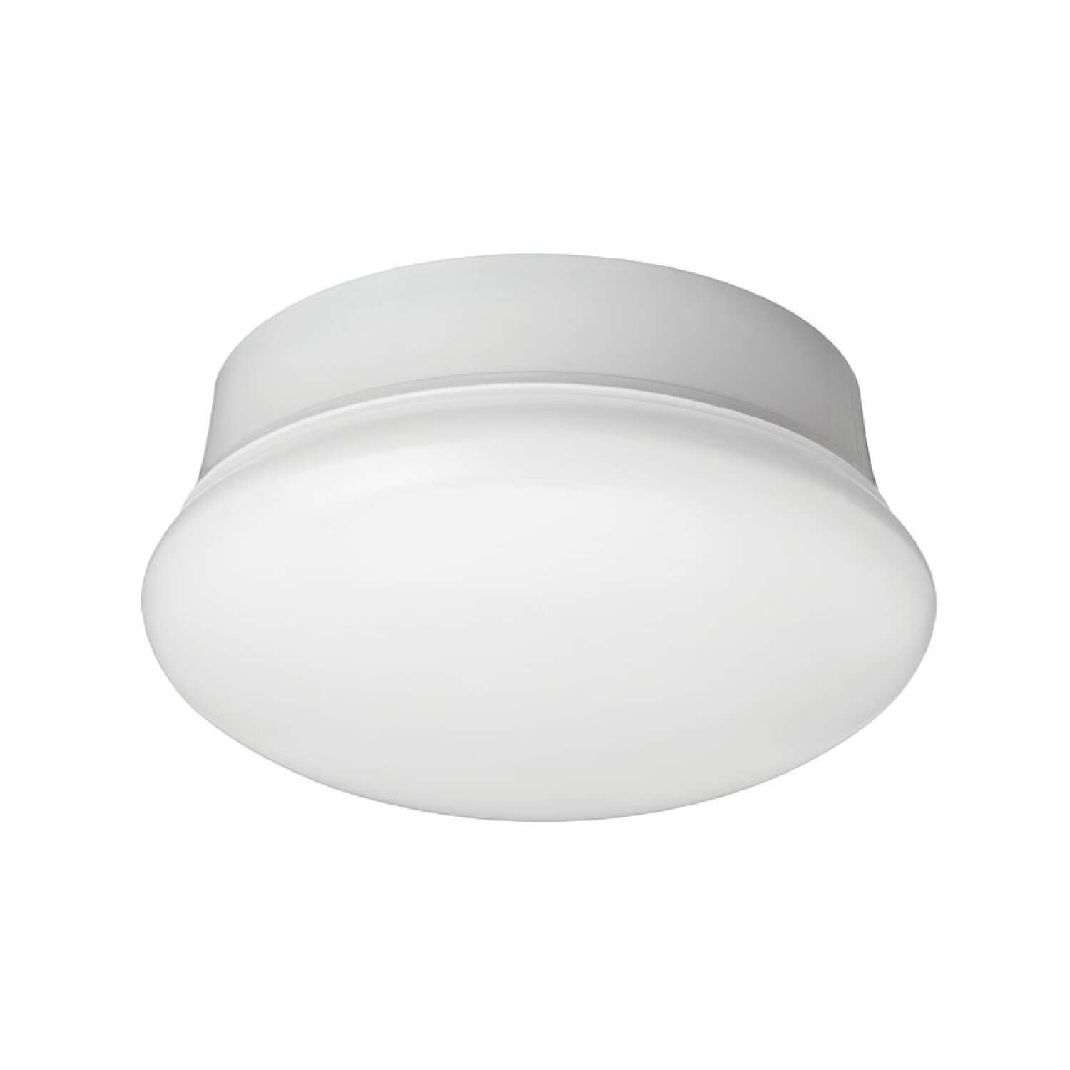 ETi Color Preference Spin Light 3.5 in. H x 7 in. W x 7 in. L White LED Ceiling Spin Light