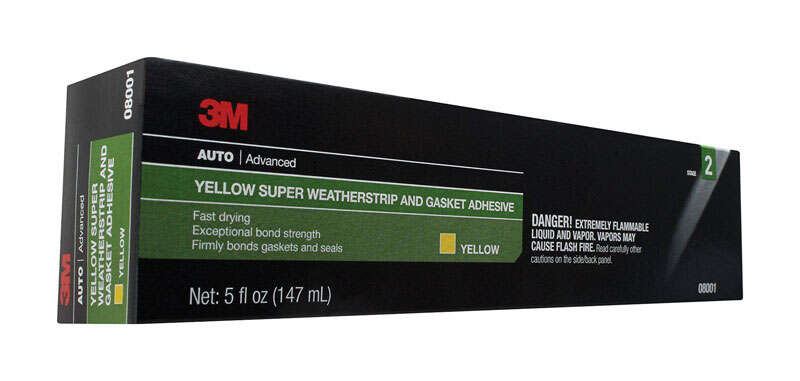 3M  High Strength  Liquid  Automotive Adhesive  5 oz.