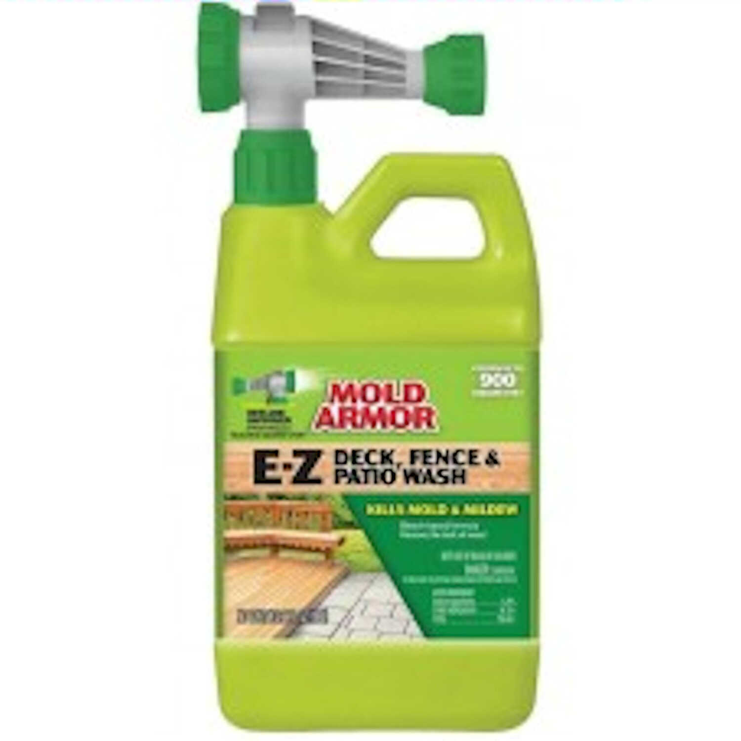 Mold Armor E-Z Deck, Fence and Patio Wash 64 oz  Liquid - Ace Hardware
