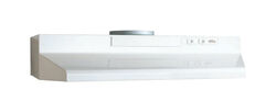 Broan  30 in. W Bisque  Range Hood