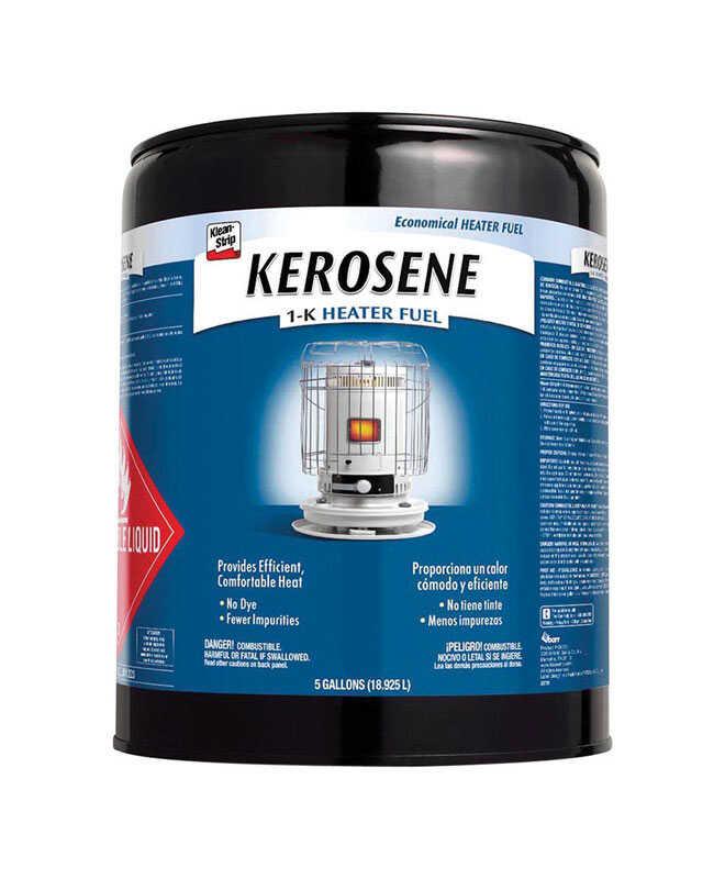Klean Strip Kerosene For Lamps Space Heaters 5 Gal Ace