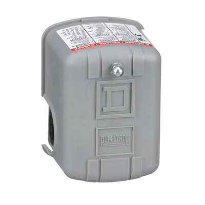 Square D  Pumptrol  30 psi 50 psi Pressure Switch