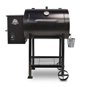 Pit Boss  700FB  Black  Grill  Wood Pellet  40000 BTU